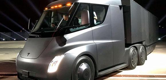 Будущее уже здесь - Tesla Semi